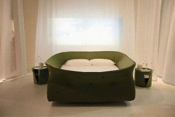 оригинальные кровати