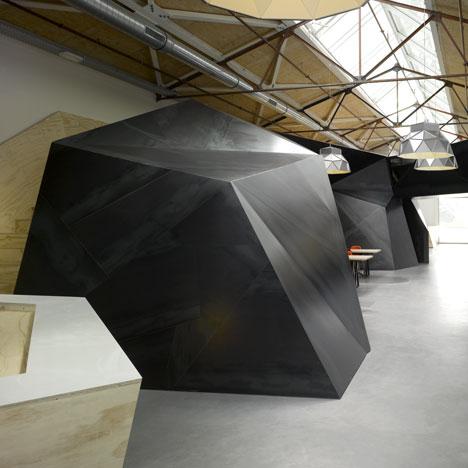 Sid Lee Architecture: дизайн противоположностей