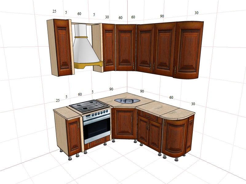 Алекс мебель кухни модерн фото дизайн