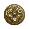 Кнопка Guisti 202830 D1.Золото