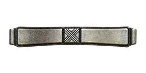 Ручка Guisti WMN 628. 96mm. E8. Серебро