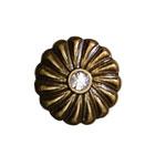 Кнопка RC409BAB.4 (старинная латунь)