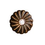 Кнопка RC409EAB.4 (европейская старинная латунь)
