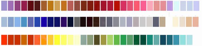 Выбираем цвета мягкой мебели