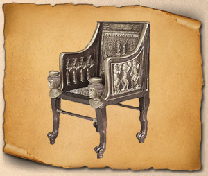 Египетский стул.