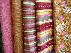 Текстильные обивочные материалы
