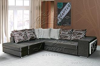 """Угловой диван-кровать """"Принцесса""""."""