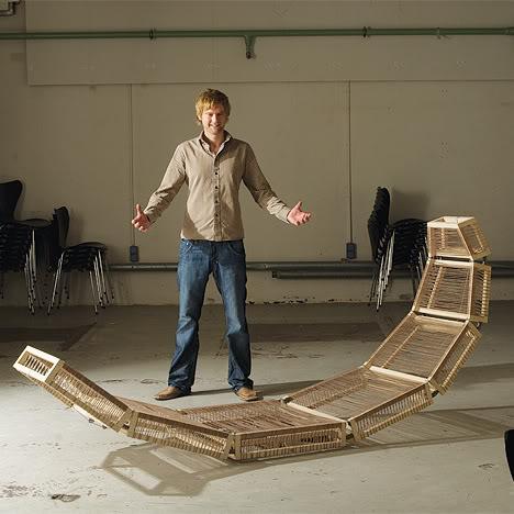 живое кресло