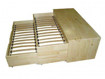 комбинированная кровать