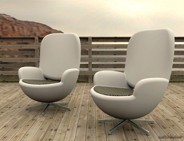 Оригинальные кресла для дома