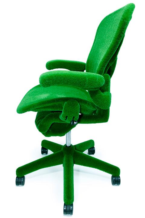 офисное кресло - мечта флориста