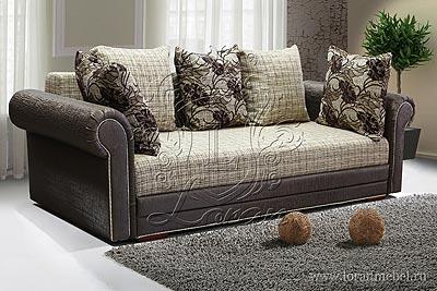 Тканевый диван-кровать Софи
