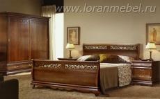 Спальни из натурального дерева католог